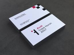 Audi Copa Horch Tarjeta