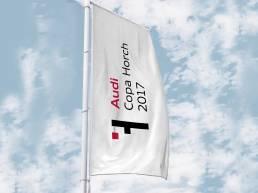 Audi Copa Horch bandera