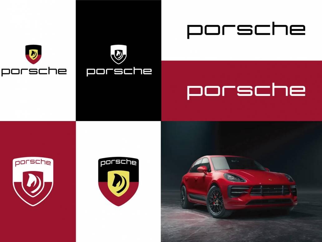 Porsche Brand